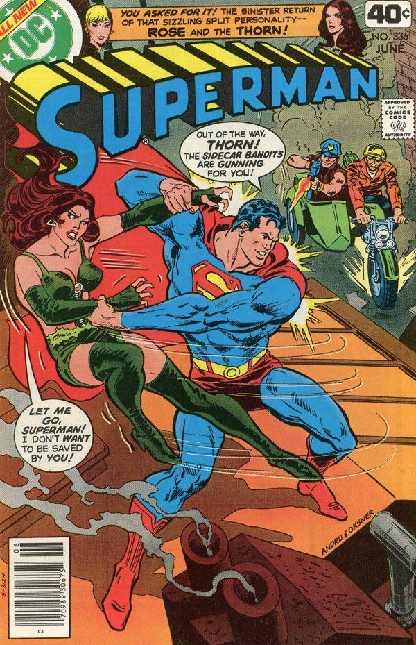 Superman #336