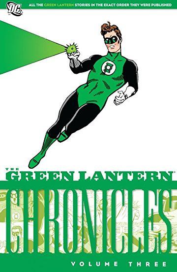The Green Lantern Chronicles Vol. 3 TP