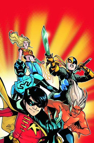 Teen Titans Vol. 9: On the Clock TP