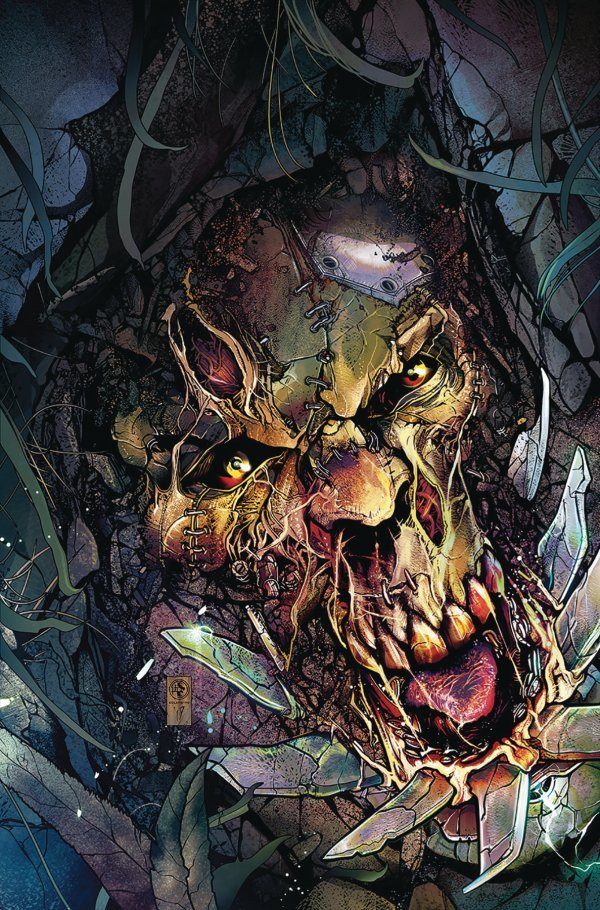 Van Helsing Vs. League Monster #1