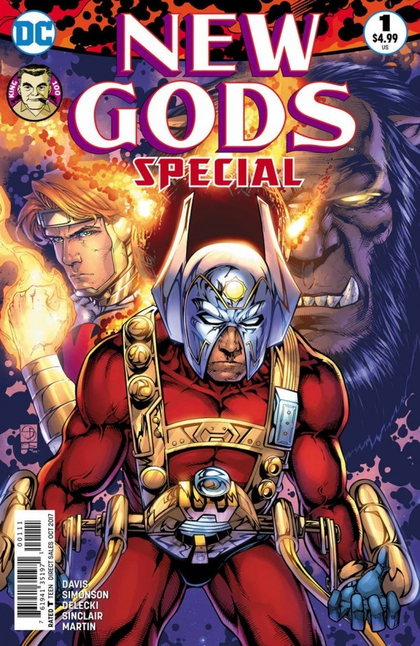 The New Gods Special #1
