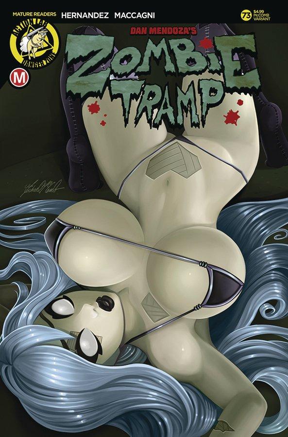 Zombie Tramp #73