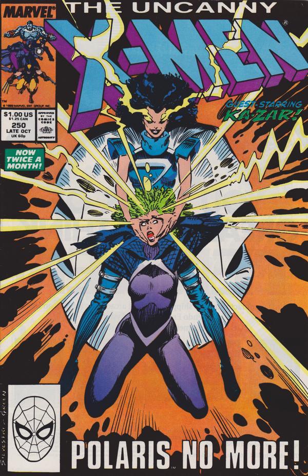 Uncanny X-Men #250