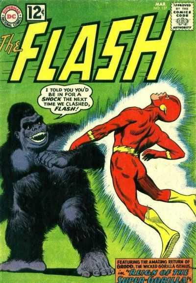 The Flash #127