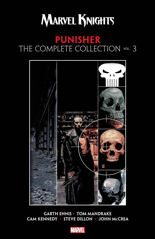 Marvel Knights: Punisher by Garth Ennis: The Complete Collection Vol. 3 TP
