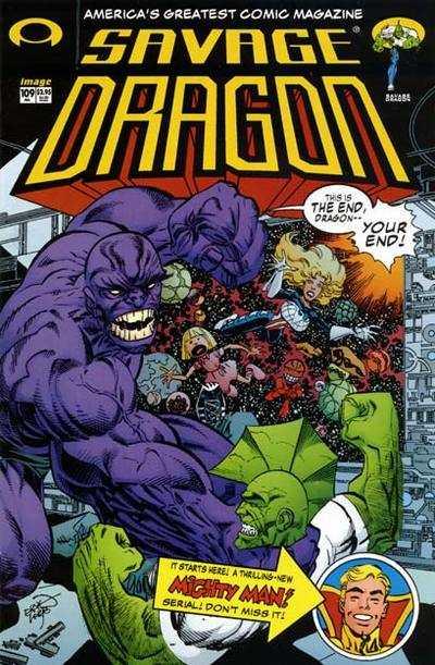 Savage Dragon #109