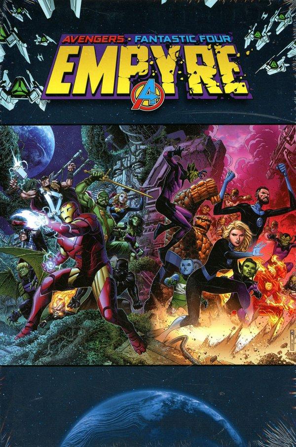 Empyre Omnibus HC