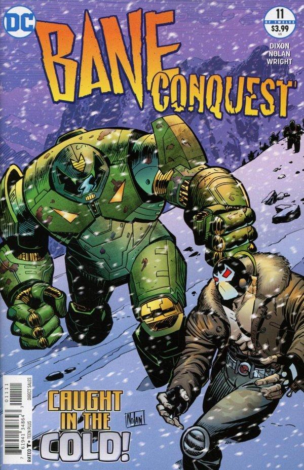Bane: Conquest #11