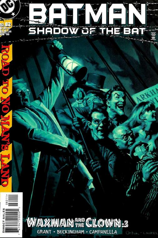 Batman: Shadow of the Bat #82