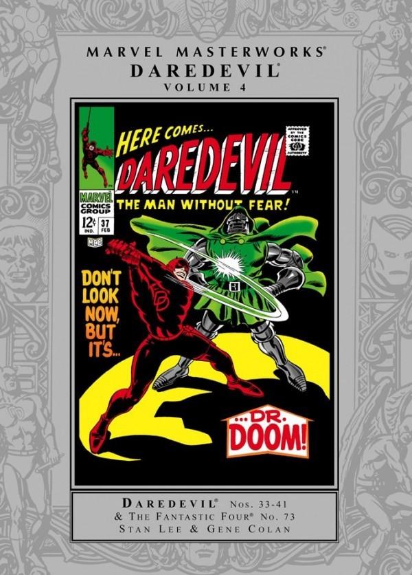 Marvel Masterworks: Daredevil Vol. 4 HC