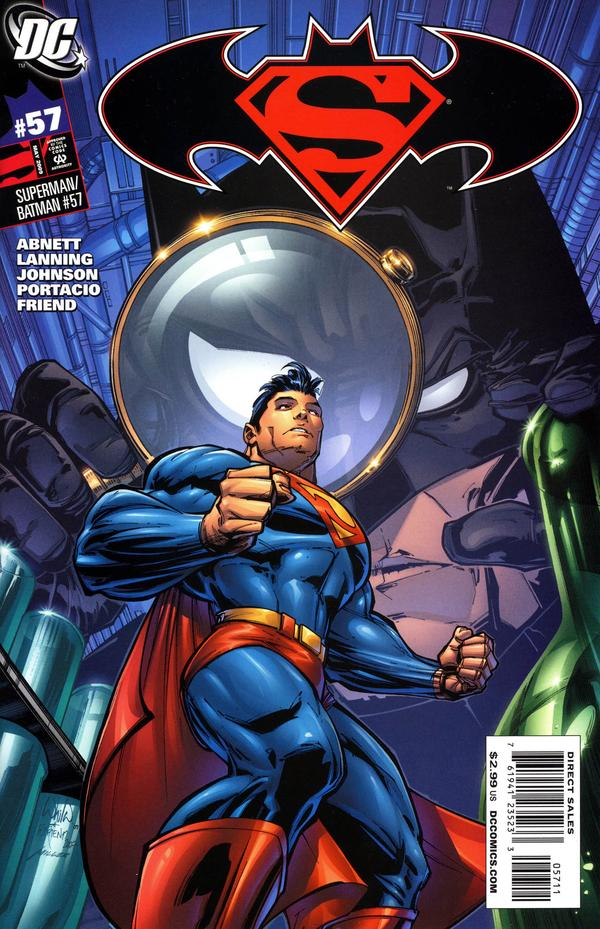 Superman / Batman #57