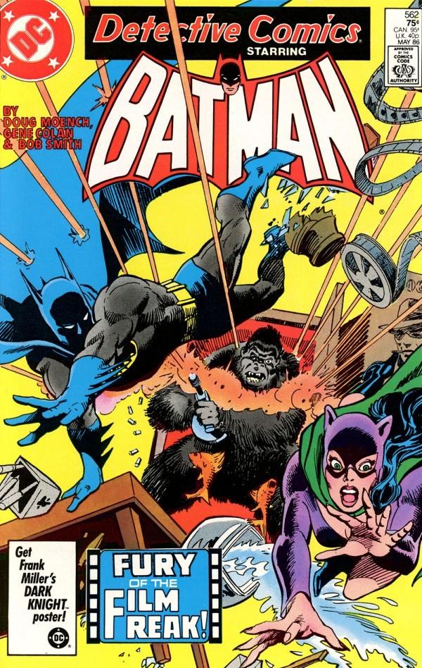 Detective Comics #562