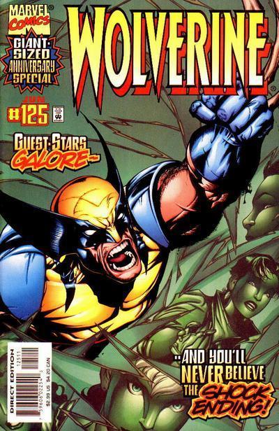 Wolverine #125