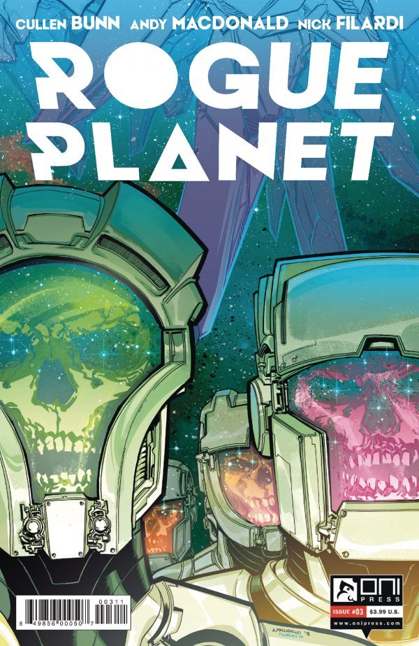 Rogue Planet #3 review