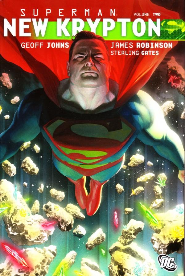 Superman: New Krypton Vol. 2 HC