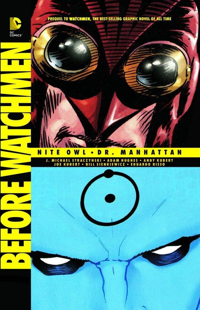 Before Watchmen: Nite Owl / Dr. Manhattan TP