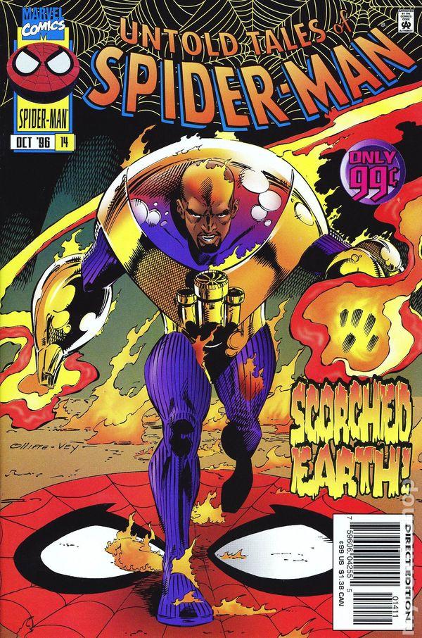 Untold Tales of Spider-Man #14