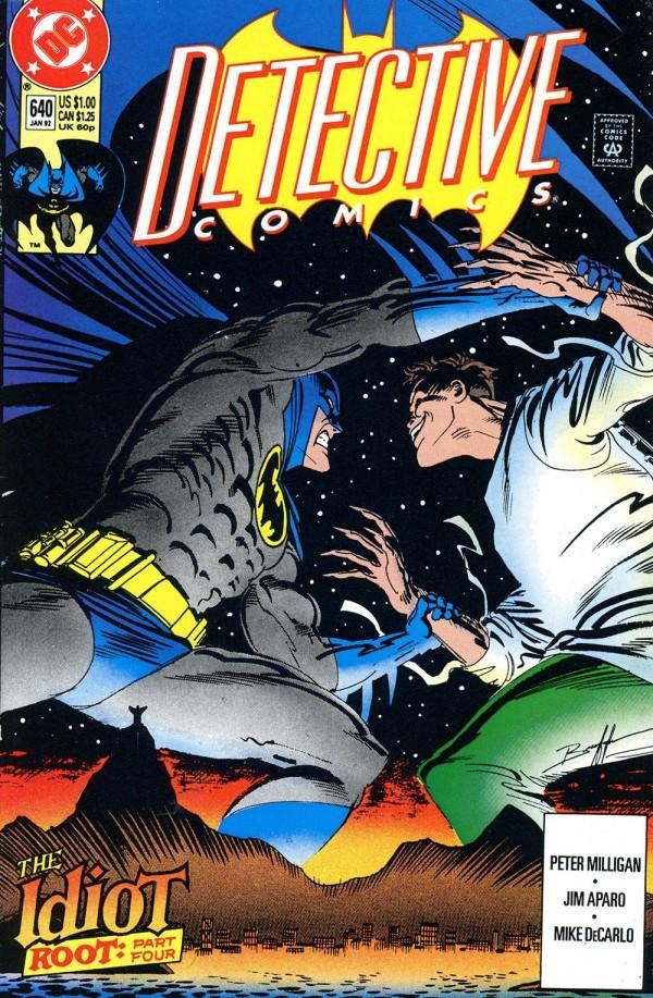 Detective Comics #640