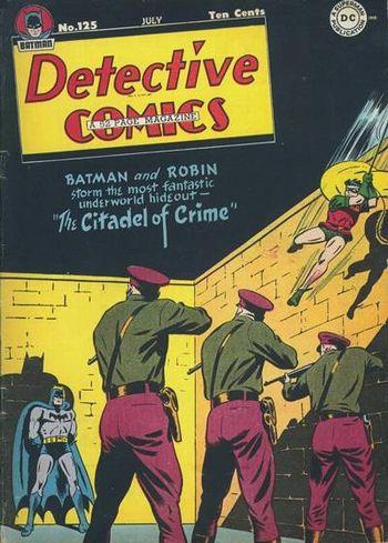 Detective Comics #125