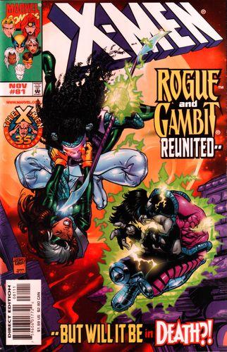 X-Men #81