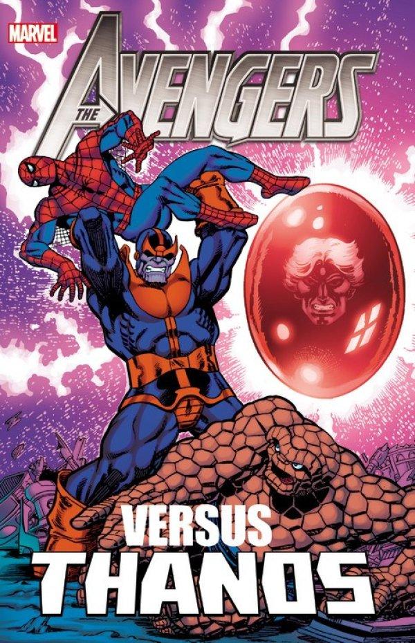 Avengers vs. Thanos TP