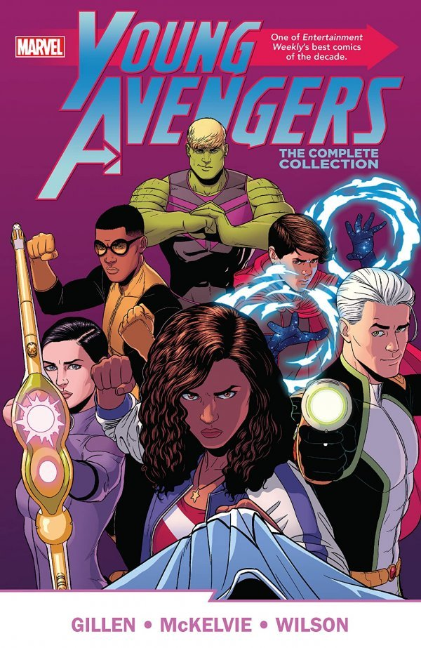 Young Avengers by Gillen & McKelvie: The Complete Collection TP