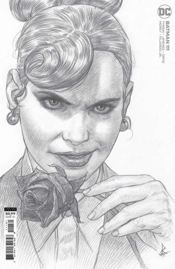 Batman #111