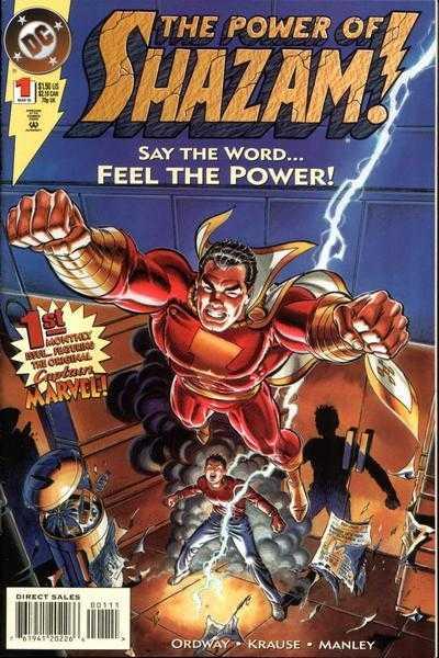 The Power of SHAZAM! #1