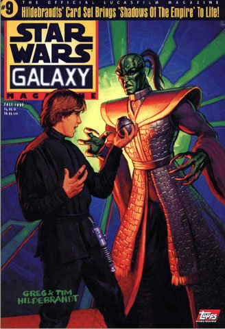 Star Wars Galaxy Magazine #9