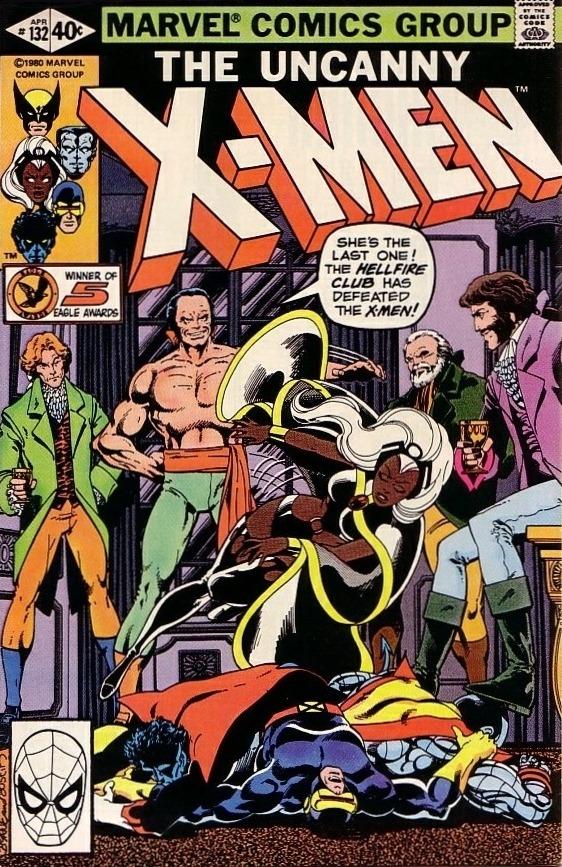 The X-Men #132
