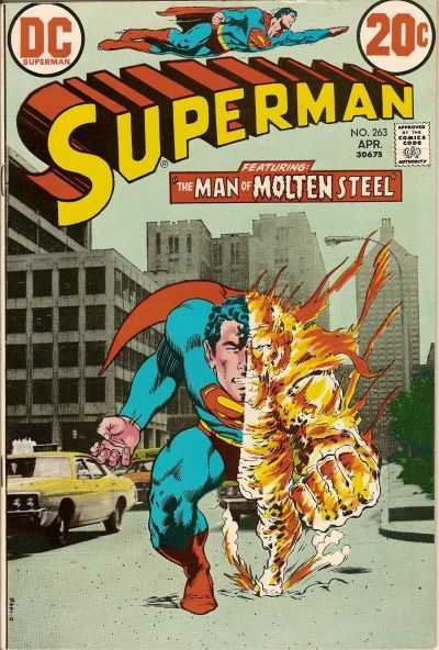 Superman #263