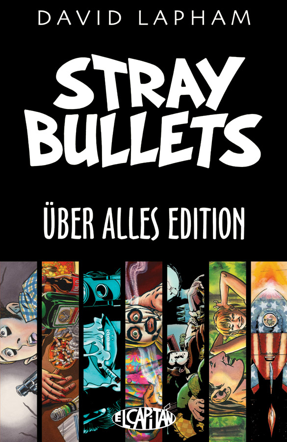 Stray Bullets: Uber Alles Edition TP