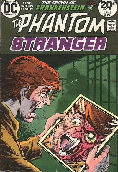 The Phantom Stranger #28
