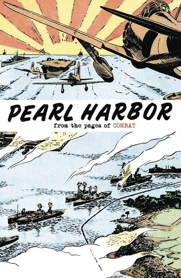 Pearl Harbor From Pages Of Combat GN