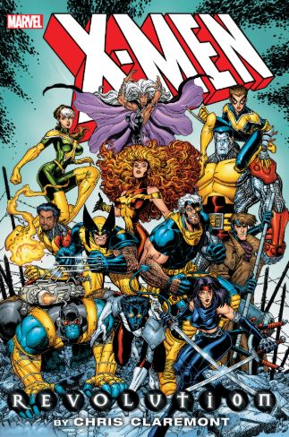 X-Men: Revolution by Chris Claremont Omnibus HC