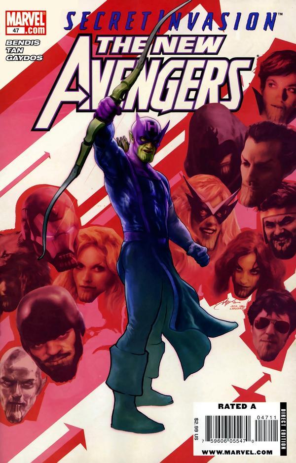 The New Avengers #47
