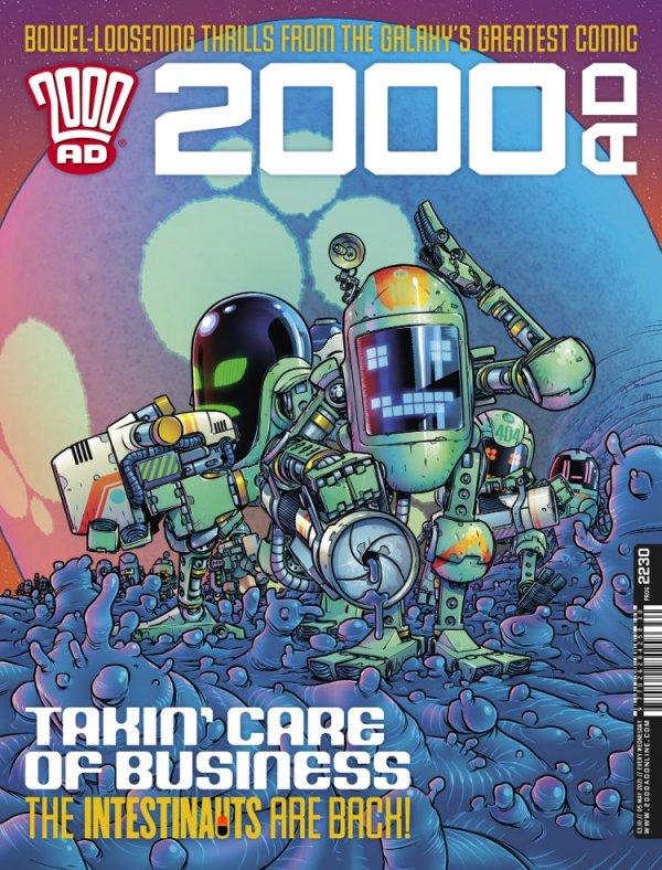 2000 AD #2230