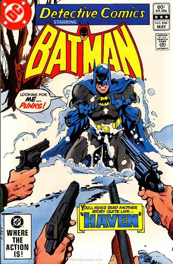Detective Comics #514