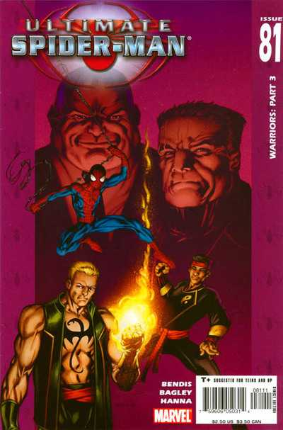 Ultimate Spider-Man #81