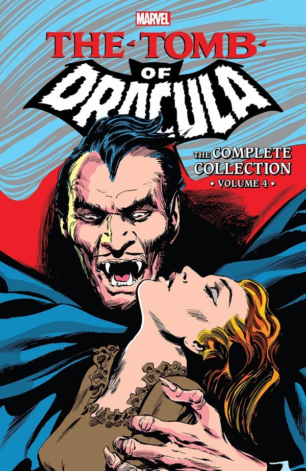 Tomb of Dracula: The Complete Collection Vol. 4 TP