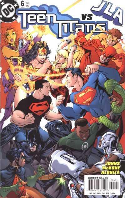 Teen Titans #6