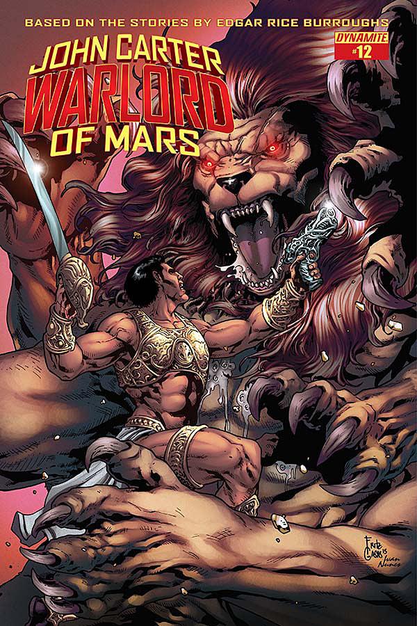 John Carter: Warlord of Mars #12