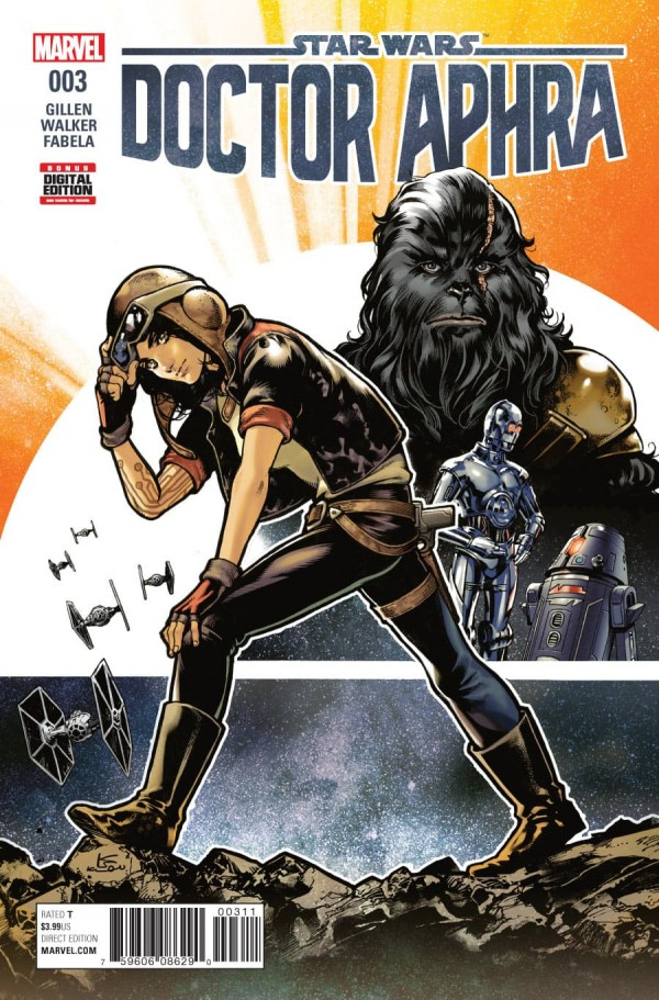 Star Wars: Doctor Aphra #3