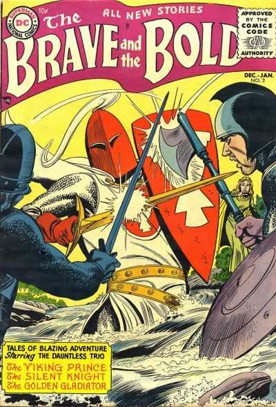 The Brave and the Bold #3