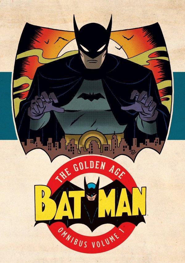 Batman: The Golden Age Omnibus Vol. 1 HC