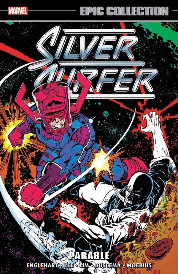 Silver Surfer Epic Collection: Parable TP