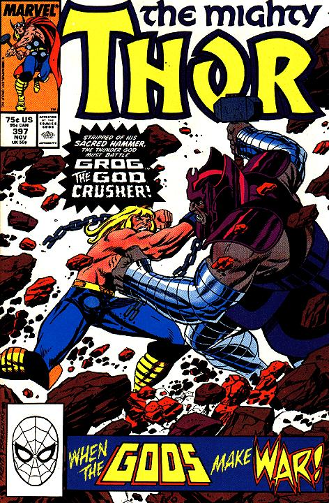 The Mighty Thor #397