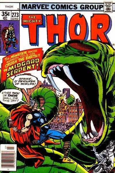 The Mighty Thor #273