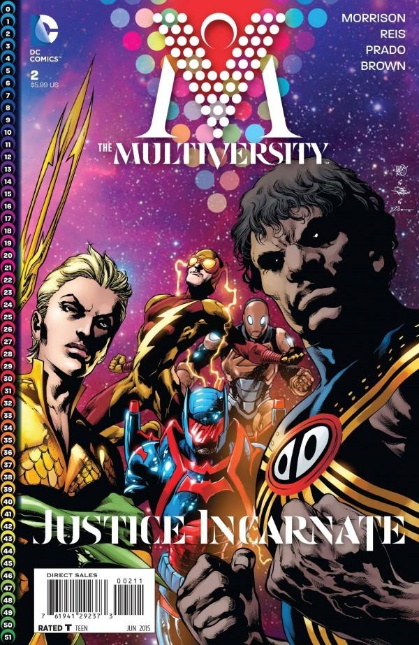 The Multiversity #2