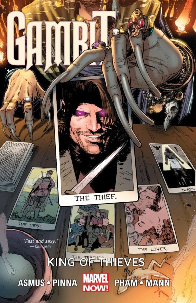 Gambit #14 Vol 5